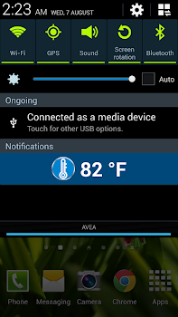 Thermometer Galaxy S4 Free