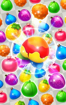 angry birds pop bomb fruit levels