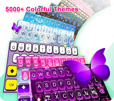 TouchPal Keyboard-Cute Emoji,theme, sticker, GIFs
