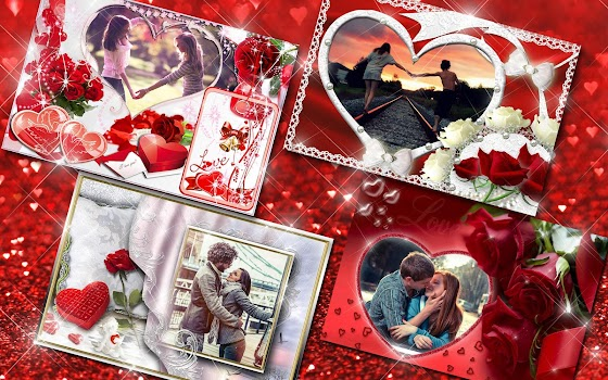 Love Photo Frames 💞 Romantic Collage Maker - by Best Photo Editor ...