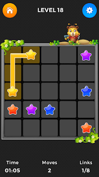 Star connect Game