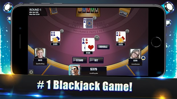 Blackjack Legends: 21 Online Multiplayer Casino