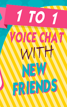 Aloha Voice Chat Audio Call with New People Nearby