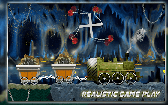 Rail Mining Rush - by Interactive Games - Simulation Games