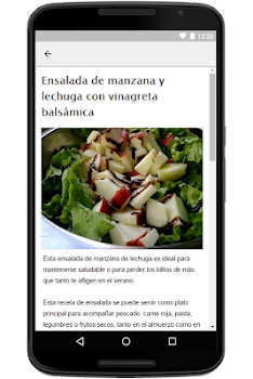 Healthy salad recipes app by moniapps lifestyle category 23 healthy salad recipes app forumfinder Images