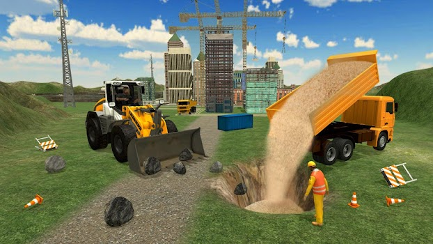 City Mega Construction Simulator 2018