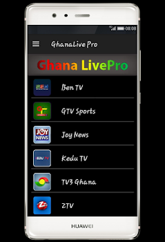 Ghana Live Pro - by Mountain Cross - Entertainment Category