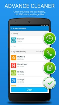 Speed Booster - Junk Cleaner and Phone Booster
