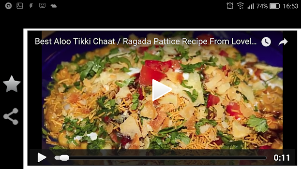 Indian street food recipes by app legends lifestyle category indian street food recipes forumfinder Images