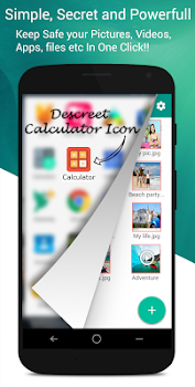 Calculator Vault- Gallery Lock
