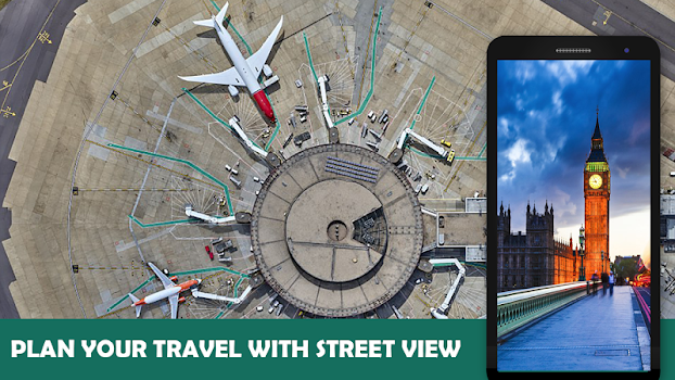 Street view live earth map satellite by xiontech travel street view live earth map satellite gumiabroncs Images