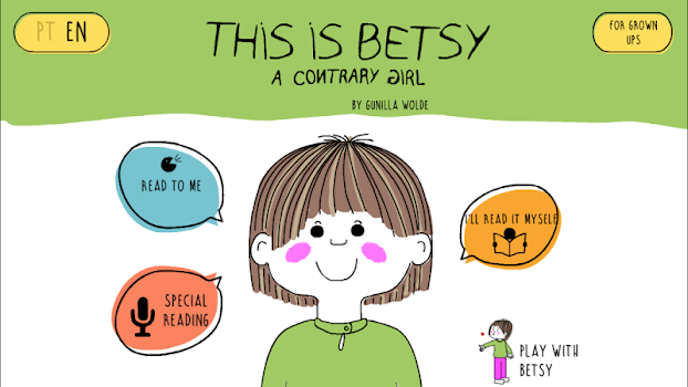 This is Betsy - A Contrary Girl