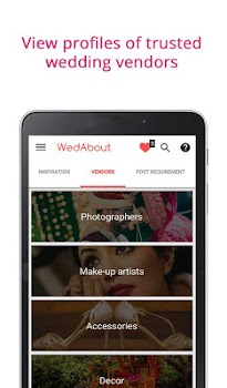 WedAbout Wedding Planning App