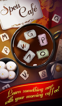 Spell Cafe Hot Chef Serving - Letterbox Puzzles