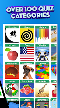 100 PICS Quiz - Trivia and Picture Guessing Games