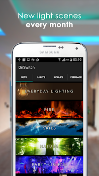 OnSwitch for Philips Hue / LIFX