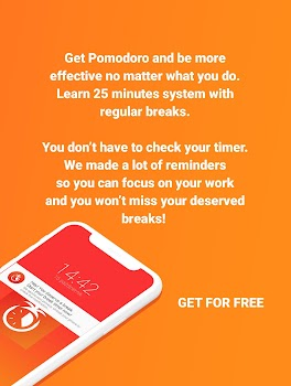 Awesome Pomodoro Simple Timer Getting Things Done - by LazyStudio