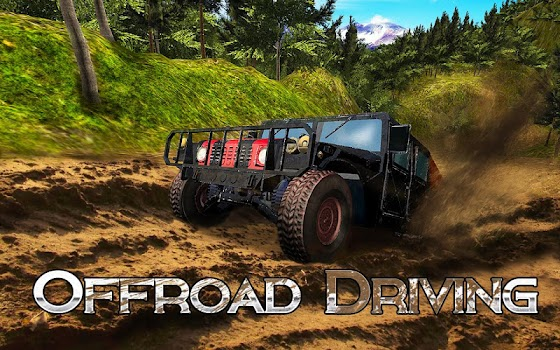 Extreme Military Offroad