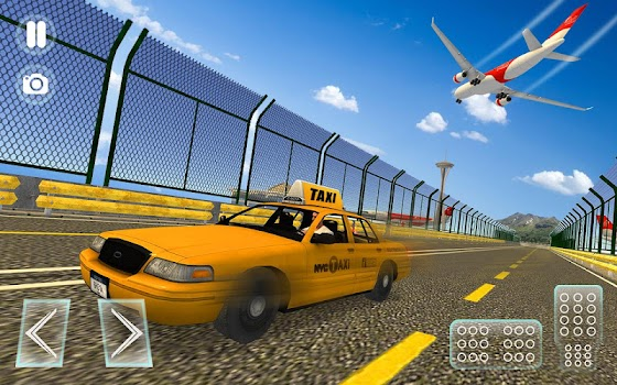 City Taxi Driver Sim 2016: Multiplayer Cab Game 3D