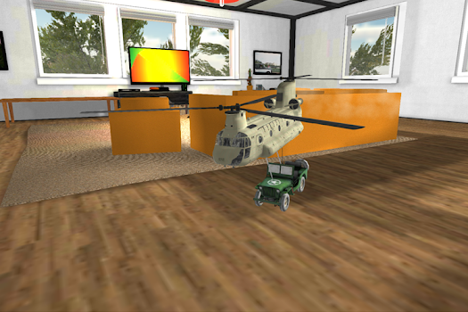 RC Helicopter Flight Simulator