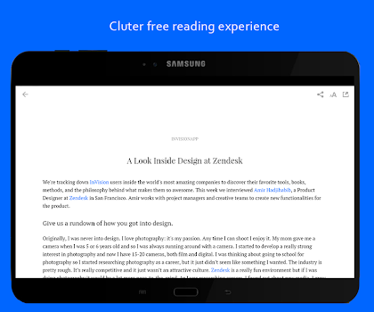 Basket - Bookmark Organizing and Read Later app