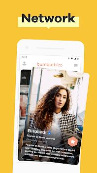 Bumble — Date. Meet Friends. Network.
