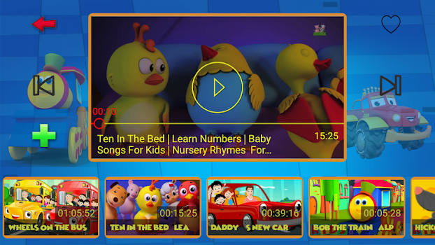 Kids Videos & Nursery Rhymes - Kids First