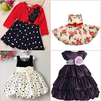 d9ae235fa84d Cute Baby Girl Frock Designs - by Pitlord - Lifestyle Category ...
