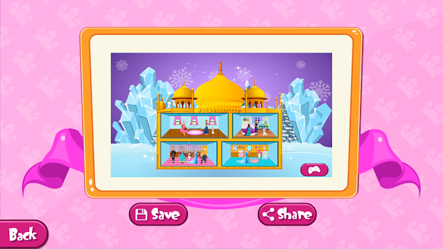 Frozen Elsa Doll House By Elsa Games Apps Casual Games Category
