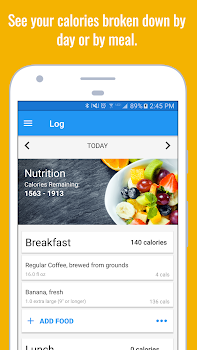 Calorie Counter & Diet Tracker