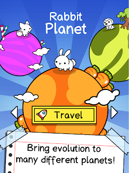 Evolution Galaxy - Mutant Creature Planets Game