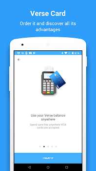 Verse - Mobile payments