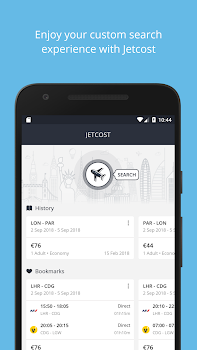 Jetcost - Cheap flights, Car Rental