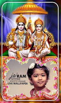 Shree Ram Photo Frames Live Wallpaper By Solitude Prank Suit