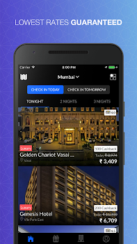 NightStay - Top Hotel Deals in India
