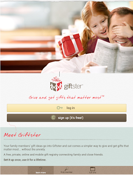 Giftster - Wish List Registry - Birthday & Holiday