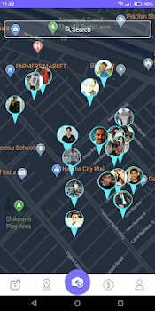Rilier App : Social, Earn, Location, Meetups