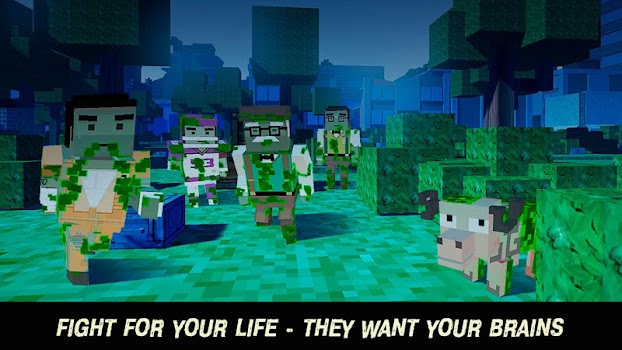 world of cubes survival