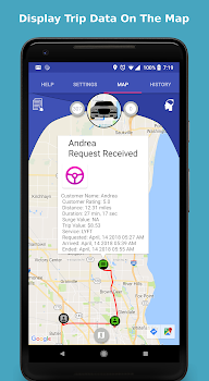 Ride Companion for Uber and Lyft Drivers