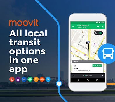 Moovit: Bus Times, Train Times & Live Updates