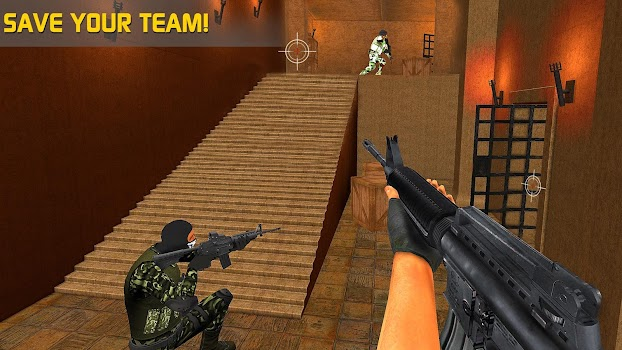 Anti Terrorist SWAT Team FPS