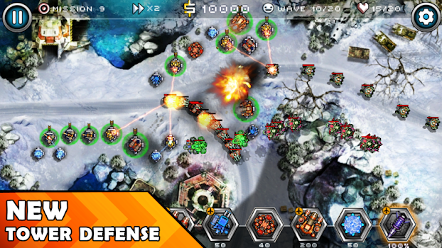 Tower Defense Zone 2