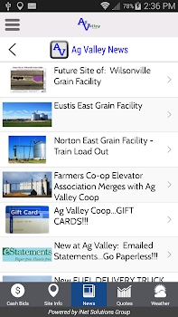 Ag Valley Cooperative