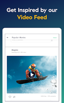 Magisto - Video Editor & Music Slideshow Maker