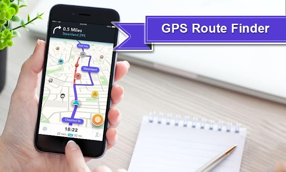 GPS Route Finder - by Tech Soft Apps - Tools Category - 64 Reviews