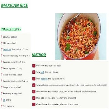 New chinese rice english recipes by designs lounge food drink new chinese rice english recipes forumfinder Gallery