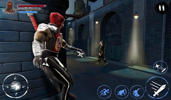 Ninja Assassin warrior battle: New Stealth Game