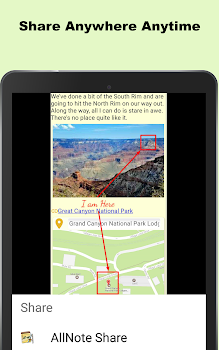 All Note - rich editor,photo,drawing,maps and more