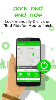 Mobycy smart bike sharing app india by bycyshare technologies mobycy smart bike sharing app india fandeluxe Choice Image