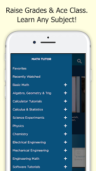 Math & Science Tutor - Algebra, Calculus, Physics